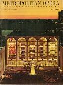 view Metropolitan Opera digital asset: Program, Metropolitan Opera