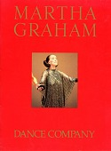 view Martha Graham Dance Company digital asset: Program, Martha Graham