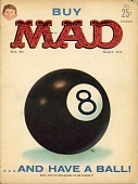 view Mad Magazine digital asset: Magazine, Mad