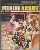 view America's TV Sports Magazine Weekend Kickoff magazine digital asset: Magazine, Weekend Kickoff