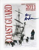 view Ken Anderson 2011 Iditarod sports card digital asset: Ken Anderson trading card