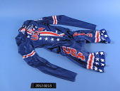 view 2012 U.S. Olympic Team Cycling Skinsuit digital asset number 1