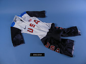 view 2008 U.S. Olympic Team Cycling Skinsuit digital asset number 1