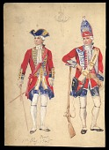 view Study of Military Dress digital asset number 1