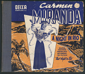 "view <i>Carmen Miranda in ""A Night In Rio""</i> digital asset number 1"