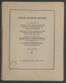 view <i>Folk-Dance Music</i> digital asset number 1