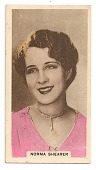 view Norma Shearer cinema card digital asset number 1
