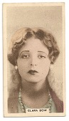 view Clara Bow cinema card digital asset number 1