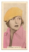 view Corinne Griffith cinema card digital asset number 1