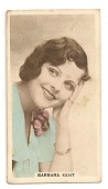 view Barbara Kent cinema card digital asset number 1
