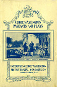 "view Booklet, ""George Washington Pageant and Plays"" digital asset number 1"