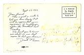 view Postcard, Richard Nixon, 1052 digital asset number 1