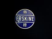 view Erskine Radiator Emblem digital asset: Erskine Radiator Emblem