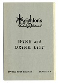 view Leighton's Woodlands Wine and Drink List digital asset number 1