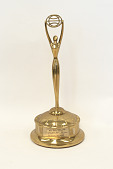 view Joel Machak's Clio Award for Vince and Larry Crash Dummy Commercials, 1986 digital asset number 1