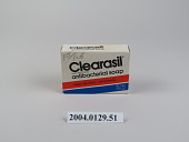 view Clearasil Antibacterial Soap with Triclosan digital asset number 1