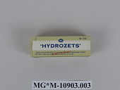 view Hydrozets, Complimentary Sample digital asset number 1