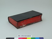 view Book shaped lunch box digital asset number 1