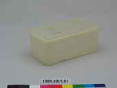 """view Tupperware® """"Millionaire Line"""" Cheese or Butter Keeper digital asset number 1"""