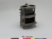 view Combination Cooking and Parlor Stove Patent Model digital asset number 1