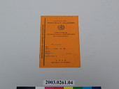 view Vaccination Certificate #5169 of Nathaniel Holt digital asset number 1