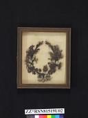 view Weyer-McMaster Family Hair Wreath digital asset number 1