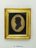 view Samuel Copp Silhouette Portrait digital asset number 1