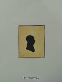 view Silhouette Portrait, Valentine digital asset number 1