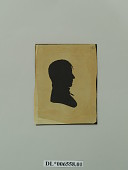 view John Brown Copp Silhouette Portrait digital asset number 1