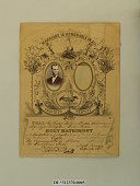 view Marriage Certificate digital asset number 1