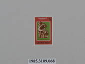 view Lesotho, 5 cents - Postage Stamp Commemorating the Global Eradication of Smallpox and Edward Jenner digital asset number 1