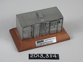view Fuel Cell Power-Plant Paperweight digital asset number 1