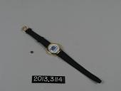 view Fuel Cell Seminar souvenir wrist watch digital asset number 1