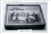 view Richter's Popular Comet Blocks digital asset: front, photograph