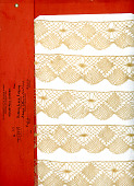 view Abaca Fiber Bobbin Lace from the Philippines digital asset number 1