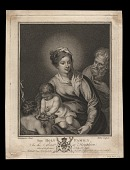 view The Holy Family with John the Baptist digital asset number 1