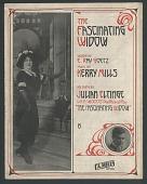 "view ""The Fascinating Widow"" Sheet Music digital asset number 1"