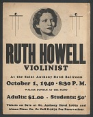 view Ruth Howell Violinist digital asset number 1