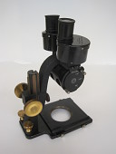 view Microscope digital asset: Microscope, side