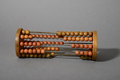 view Cylindrical Numeral Frame or Abacus digital asset: Cylindrical Numeral Frame or Abacus