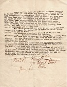 view Letter about WWI French stitchery digital asset number 1