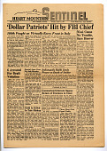 view newspaper, Heart Mountain Sentinel Vol. III No. 33, Heart Mountain, 08/12/1944 digital asset number 1