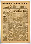 view newspaper, Heart Mountain Sentinel Vol. III No. 38, Heart Mountain, 09/16/1944 digital asset number 1