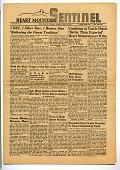 view newspaper, Heart Mountain Sentinel Vol. III No. 43, Heart Mountain, 10/21/1944 digital asset number 1