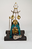view Luttgens' Patent Model of a Steam Engine Governor – ca 1851 digital asset number 1