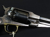 view Remington New Model Army Revolver digital asset number 1