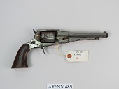 view Remington-Rider D/A New Model Belt Revolver digital asset number 1