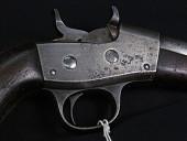view Remington 1867 Navy Rolling Block Pistol digital asset number 1