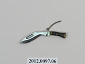 view Miniature Kukri or Gurkha Knife digital asset number 1