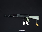 view Hungarian AKM Automatic Rifle digital asset number 1
